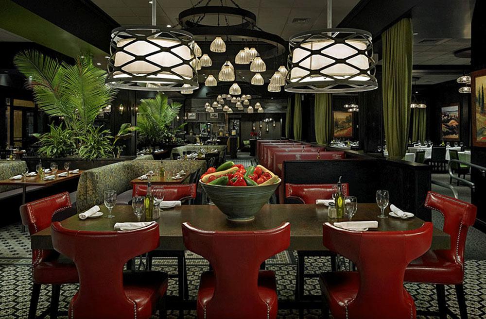Carmine's La Trattoria Main Dining