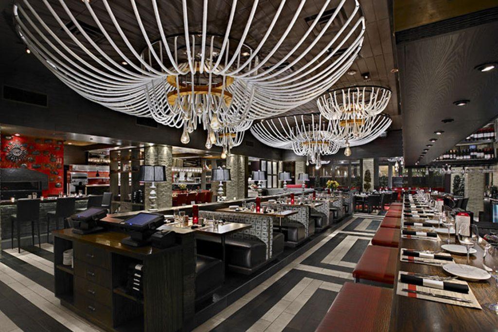 Racks Downtown Eatery Main Dining